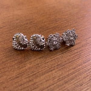 Juicy couture earrings (never worn)